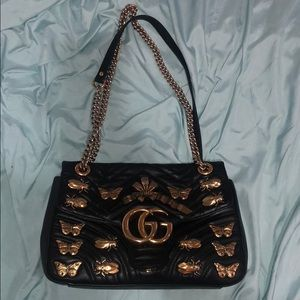 Gucci limited edition butterfly 🦋 purse.